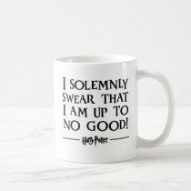 Harry Potter | I Solemnly Swear Coffee Mug