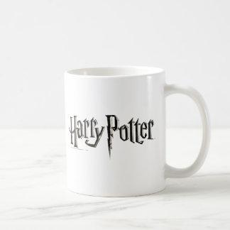 Harry Potter Logo Classic White Coffee Mug