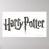 Harry Potter Logo Poster