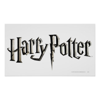Harry Potter Logo Print
