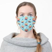 Harry Potter | Luna Lovegood Graphic Adult Cloth Face Mask