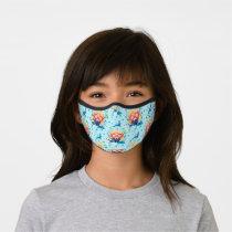 Harry Potter | Luna Lovegood Graphic Premium Face Mask