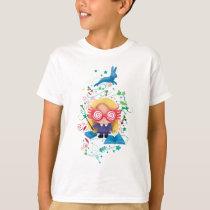 Harry Potter   Luna Lovegood Graphic T-Shirt
