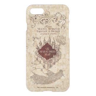 Harry Potter   Marauder's Map iPhone 7 Case