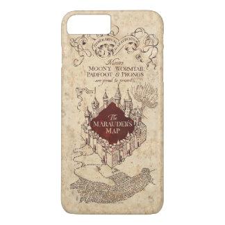 Harry Potter   Marauder's Map iPhone 7 Plus Case