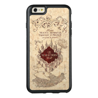 Harry Potter | Marauder's Map OtterBox iPhone 6/6s Plus Case