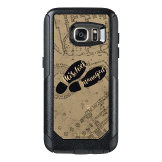 Harry Potter | Mischief Managed Map Footprints OtterBox Samsung Galaxy S7 Case