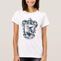 Harry Potter   Modern Ravenclaw Crest T-Shirt