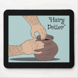 Harry Potter Mouse Pad
