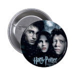Harry Potter Movie Poster Button