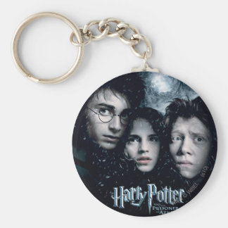 Harry Potter Movie Poster Keychains