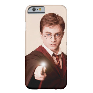 Harry Potter Points Wand Barely There iPhone 6 Case