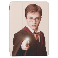Harry Potter Points Wand Ipad Air Cover at Zazzle