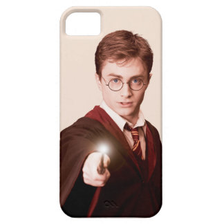 Harry Potter Points Wand iPhone 5 Cases