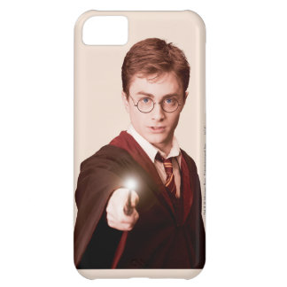 Harry Potter Points Wand iPhone 5C Cases