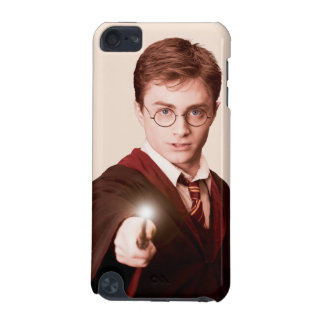 Harry Potter Points Wand iPod Touch (5th Generation) Case