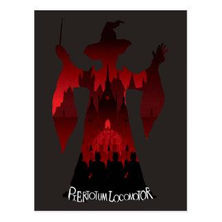 Harry Potter | Professor McGonagall's Statue Army Postcard