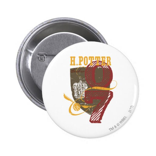 Harry Potter Quidditch Pin