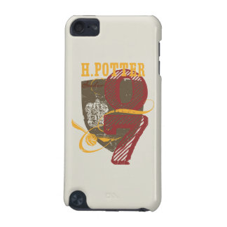 Harry Potter Quidditch iPod Touch (5th Generation) Cases