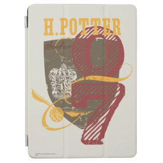 Harry Potter Quidditch iPad Air Cover
