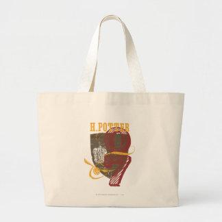 Harry Potter Quidditch Jumbo Tote Bag