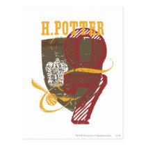 Harry Potter   QUIDDITCH™ Postcard