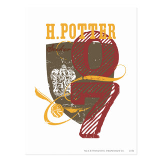 Harry Potter | QUIDDITCH™ Postcard