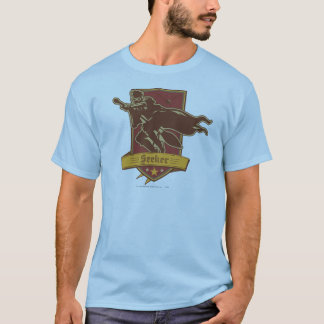 Harry Potter | QUIDDITCH™  Seeker Crest T-Shirt