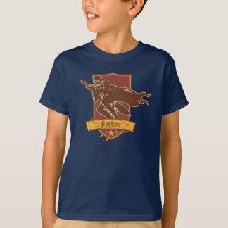 Harry Potter | QUIDDITCH™  Seeker Crest T-Shirt
