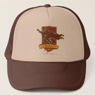 Harry Potter | QUIDDITCH™  Seeker Crest Trucker Hat