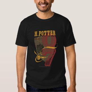 Harry Potter Quidditch T Shirt