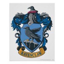 Harry Potter   Ravenclaw Coat of Arms Poster