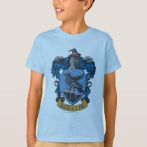Harry Potter   Ravenclaw Coat of Arms T-Shirt