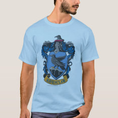 Harry Potter | Ravenclaw Coat Of Arms T-shirt at Zazzle