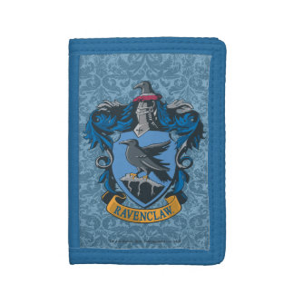 Harry Potter   Ravenclaw Coat of Arms Trifold Wallet
