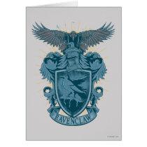 Harry Potter   Ravenclaw Crest Card