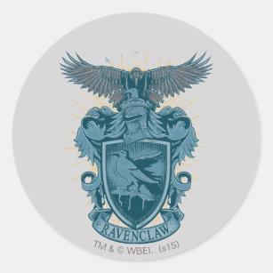 Harry Potter | Ravenclaw Crest Classic Round Sticker