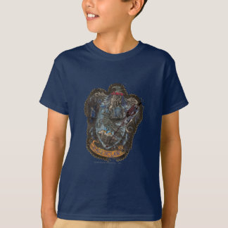 Harry Potter | Ravenclaw Crest - Destroyed T-Shirt
