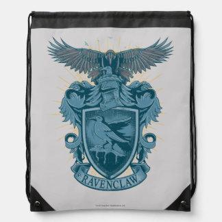 Harry Potter | Ravenclaw Crest Drawstring Bag