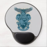 "Harry Potter | Ravenclaw Crest Gel Mouse Pad<br><div class=""desc"">&quot;Wit beyond measure is man&#39;s greatest treasure.&quot; Wise words from the most illustrious Hogwarts house - Ravenclaw! From the world of Harry Potter, rediscover the magic with this vintage Hogwarts crest to show your loyalty to this noble house. Set in an icy blue tone, featuring their eagle mascot and other...</div>"