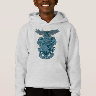 Harry Potter | Ravenclaw Crest Hoodie