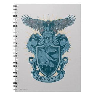 Harry Potter   Ravenclaw Crest Notebook