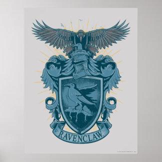 Harry Potter | Ravenclaw Crest Poster