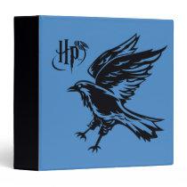 Harry Potter | Ravenclaw Eagle Icon 3 Ring Binder