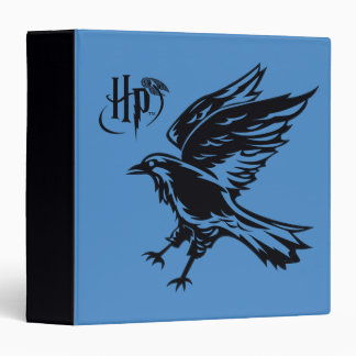 Harry Potter | Ravenclaw Eagle Icon 3 Ring Binder