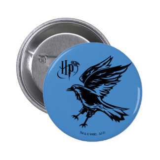 Harry Potter | Ravenclaw Eagle Icon Button
