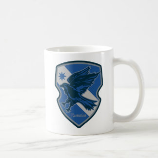 Harry Potter | Ravenclaw House Pride Crest Coffee Mug