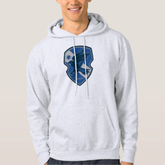 Harry Potter | Ravenclaw House Pride Crest Hoodie