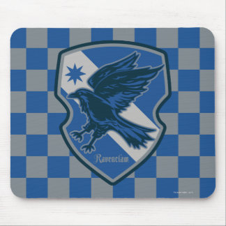 Harry Potter | Ravenclaw House Pride Crest Mouse Pad