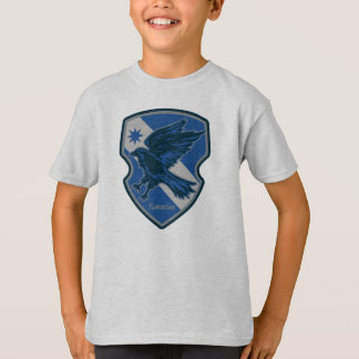 Harry Potter | Ravenclaw House Pride Crest T-Shirt